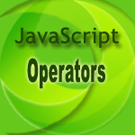 JavaScript Logical operators AND OR NOT