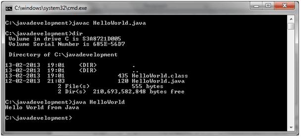 Java Development Environment Setup image7