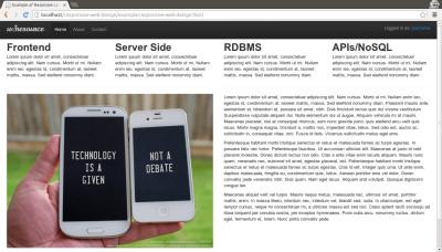 Responsive Web Design Tutorial W3resource