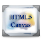 HTML 5 Canvas images
