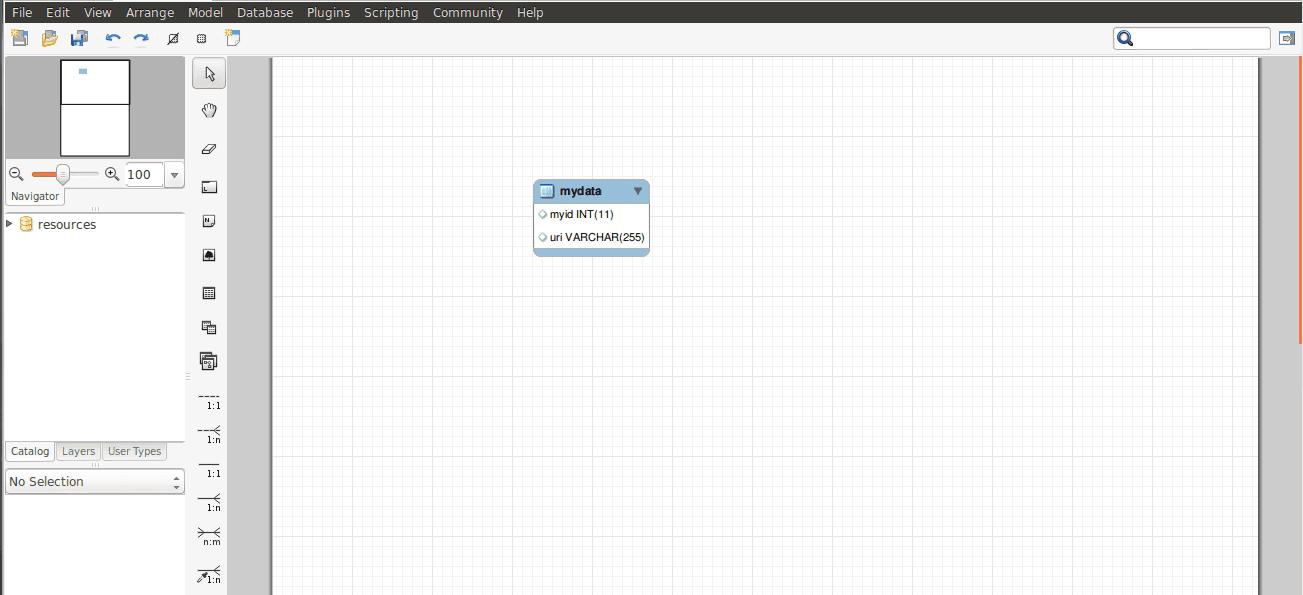 MySQL Workbench eer step 7