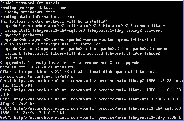 installing-apache2