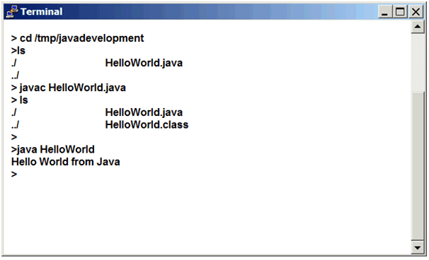 Java Development Environment Setup image9