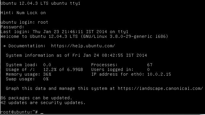 Linux Commands Tutorial - w3resource