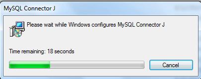 mysql jdbc install step2