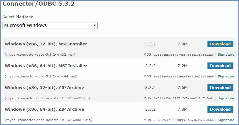 Download driver odbc paradox 7
