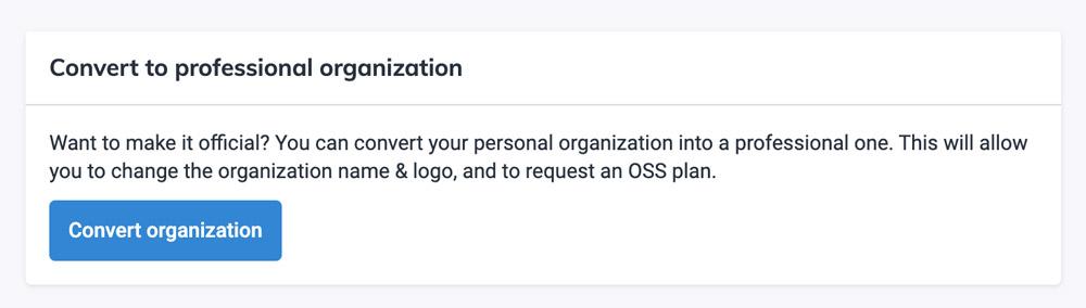 cypress: organizations image