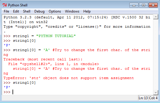 Python date from string